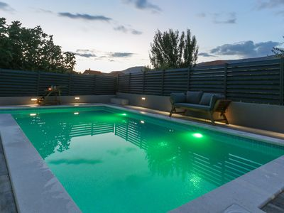 Photo for 5 Bedroom Luxury Villa Apartments Marina by the sea with swimming pool