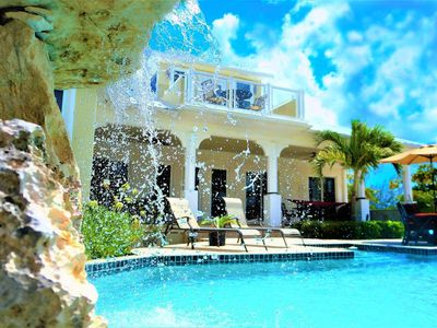 Photo for Beautiful Oceanfront! Private Island Paradise Resort, in the Unspoiled Caribbean