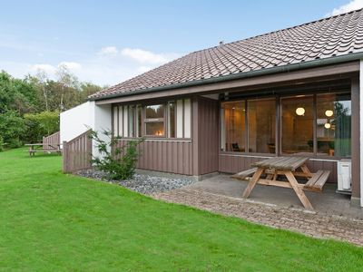 Photo for 4-6 person bungalow in the holiday park Landal Søhøjlandet - in the woods/woodland setting