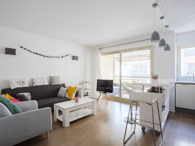 Photo for Large cozy studio 5 minutes from the beaches / by Weekome