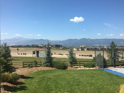 Photo for Best Air Force Graduation & Parents Week, Panoramic Views of AF & Pikes Peaks!