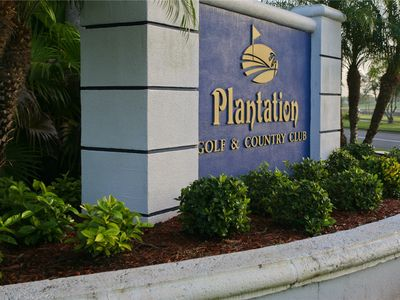 Photo for Wonderfully updated two bedroom, two bath second floor condo in Plantation G&CC