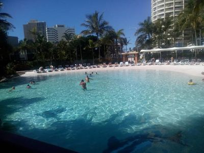 Photo for Crown Towers Resort Renovated Apartment in Surfers Paradise Gold Coast