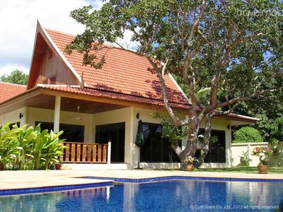 Photo for SILK - LUXURY FAMILY POOL VILLA NAIHARN