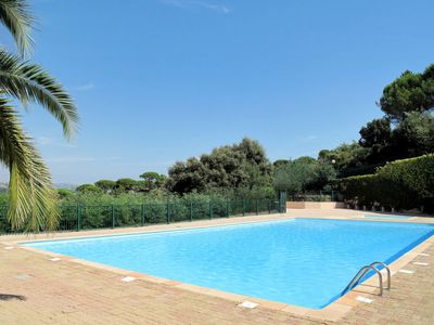 Photo for Vacation home Résidence Les Hauts du Semaphore (MAX149) in Sainte Maxime - 5 persons, 2 bedrooms