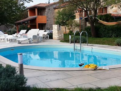 Photo for Family friendly house with a swimming pool Guran (Central Istria - Središnja Istra) - 7373