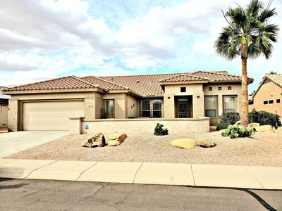 Photo for Sun City Grand Golf Course W/ GOLF CART Large 2400sq ft Home near stadium & more