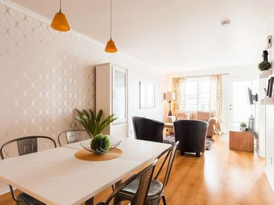 Photo for Spacious apartment for 4 people Old Quebec