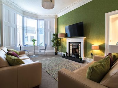 Photo for West Highland Apartments 'The Nevis' in the heart of Milngavie Town Centre