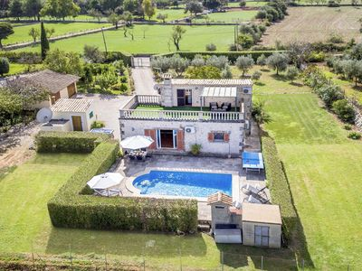 Photo for Villa Poley - Charming Finca with Private Pool