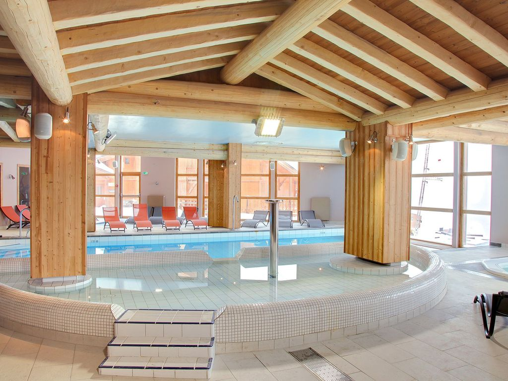 Val Thorens Ski in / Ski out 6 chambres Apt, 12/14, Piscine, sauna, spa