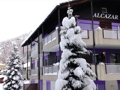 Photo for Apartment Alcazar in Saas-Grund - 4 persons, 1 bedrooms