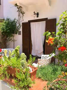 Photo for VILLA DAISY 300m from the beach of San Vito and 100m from the pedestrian zone