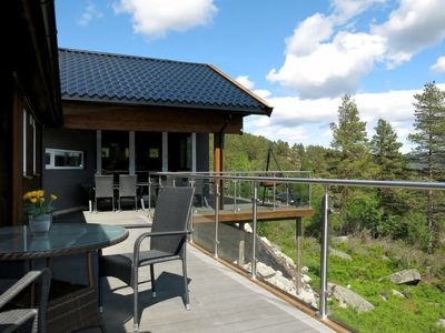 Photo for Vacation home Hildebu (SOW110) in Eikerapen - 8 persons, 4 bedrooms
