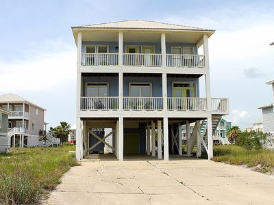 Photo for PRIVATE HOME WITH BEACH VIEWS,  SUPER CONVENIENT BEACH ACCESS,  GREAT FOR LARGE GATHERINGS