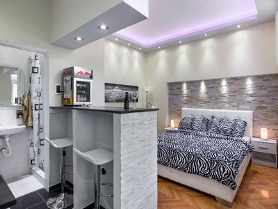 Luxurious Apartment ROYAL - Best Location in Belgrade