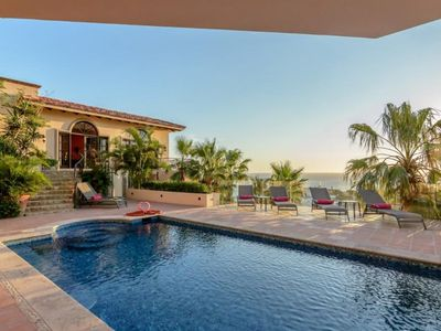 Photo for Casa Malena - 6 Bedroom Luxury Villa In Pedregal W/ Amazing Sunset Views