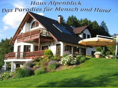Photo for Apartment Malsburg-Marzell for 2 - 4 people with 1 bedroom - Holiday home
