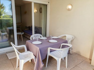 Photo for Apartment Les Pins Bleus in Juan les Pins - 4 persons, 1 bedrooms