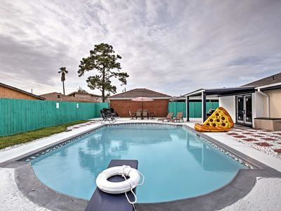 Photo for NEW! Modern Home w/Pool - Mins to French Quarter!