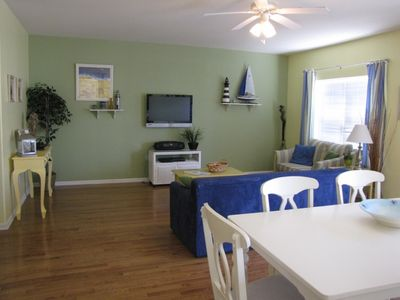 Photo for 1 Block to Beach/Boardwalk, Spacious 4 Bedroom Town Home, No proms/senior weeks