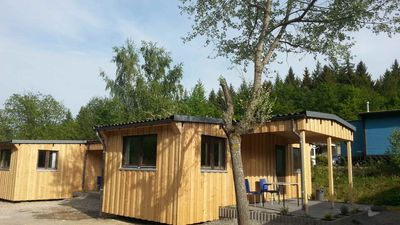 Photo for Chalet | Camping Harfenmmühle