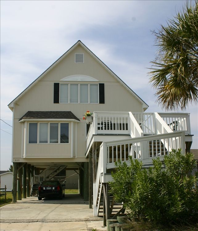 The Beach House Garden City Sc