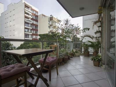Photo for Fantastic 03 Rooms in the Heart of Ipanema