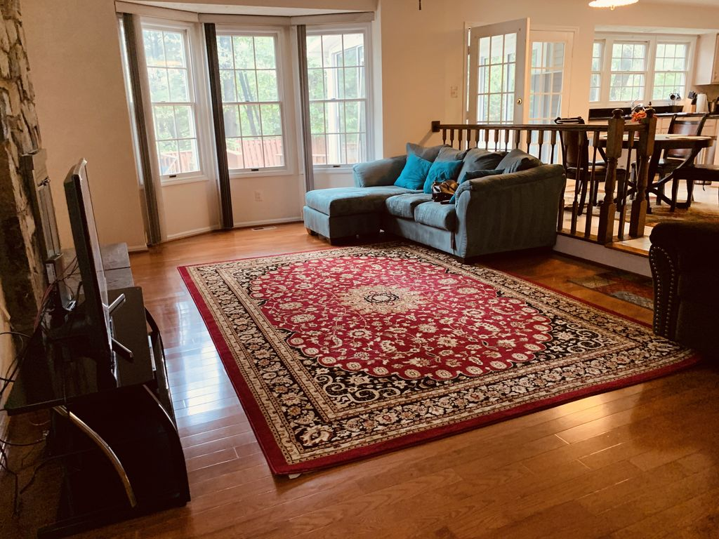 Luxury Single Family Home, Fully Furnished in heart of Reston, Virginia