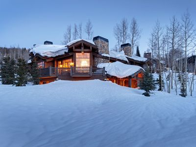 Photo for Northside Villa by Resorts West - perfect for family ski vacations