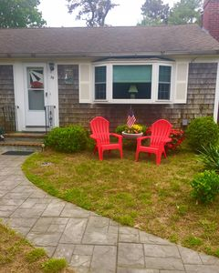 Photo for Cape House Walking Distance to West Dennis Beach, Sleeps 6 in 2+BR, 1.5 baths