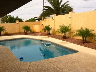 Photo for 3 Bd/2 Ba Pool Home W/Garage & RV Parking