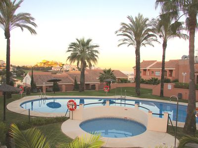 Photo for TRANQUILO AND PRECIOUS APARTAMENT WITH SWIMMING POOL AND GARDENS NEAR THE BEACH