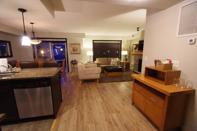 Amazing Property with views! Just renovated  Premium Stayz Canmore -  Copperstone Resort