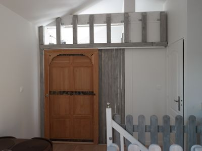 Photo for Les Muguets, Nice accommodation in the city center 200m from the beach with terrace