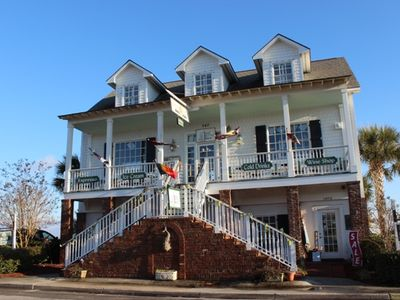 Photo for Historic Downtown Swansboro Walking To Shops, Restaurants, Water Activities