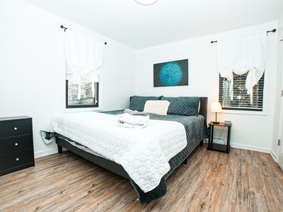 Photo for Elegant Modern Condo | Minutes from Broadway!
