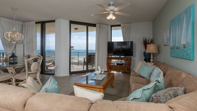 Photo for Fourth Floor Phoenix 8 Three Bedroom - Beach Front Balcony