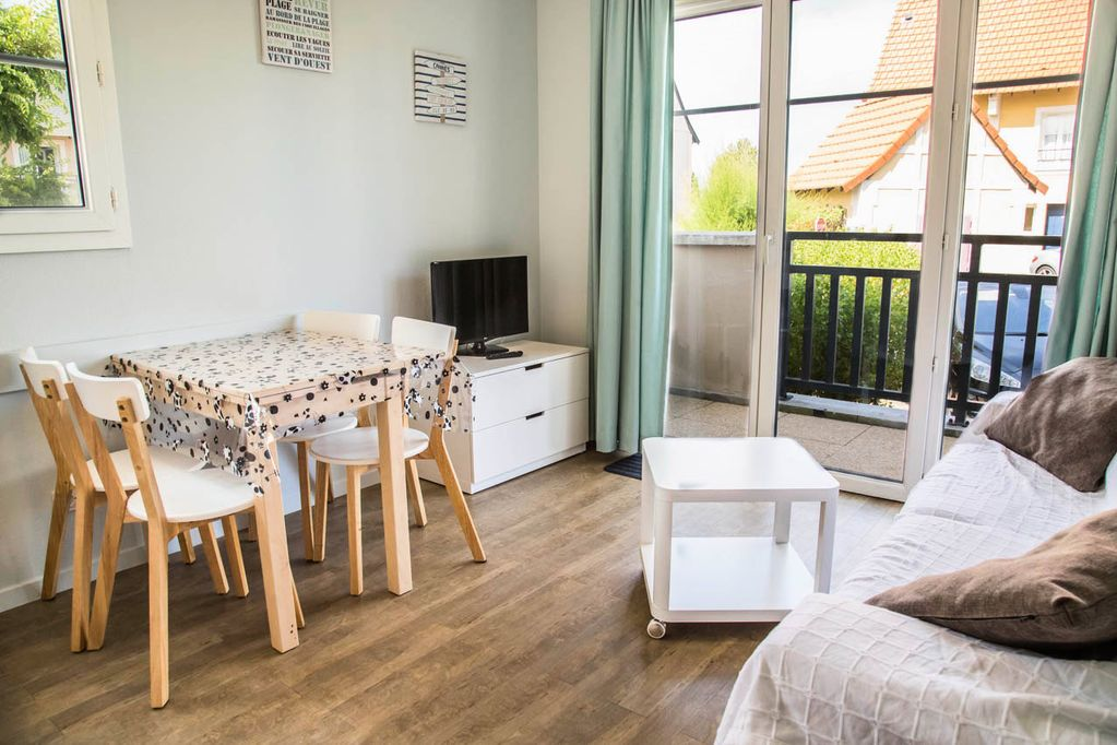 Residence Port Guillaume Maeva Individual 2 Rooms 4 People
