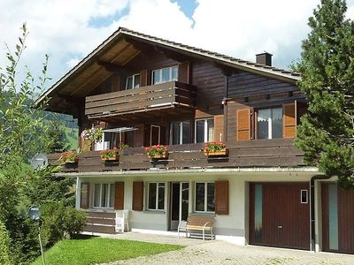 Photo for Apartment Shalom  in Adelboden, Bernese Oberland - 4 persons, 2 bedrooms