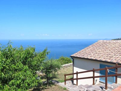 Photo for Vacation home in Marciana (LI), Elba Island - 4 persons, 2 bedrooms