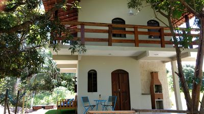 Photo for Acalmar Lua - House for 8 people in the center of Barra Grande