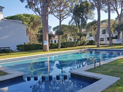 Photo for 4 bedroom Villa, sleeps 8 in Calella de Palafrugell with Pool and WiFi