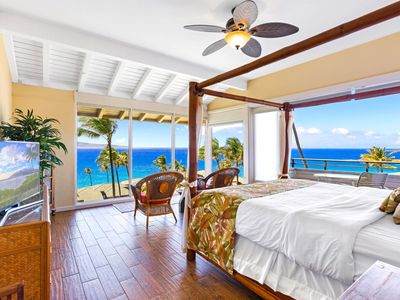 Photo for K B M Hawaii: Ocean Views, Premium Bay Villa 1 Bedroom, FREE car! Aug, Sep, Oct Specials From only $199!