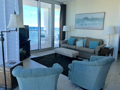 Photo for Island Tower 901 | Great Rates and Free Nights! | Book this Beautiful Unit Now!