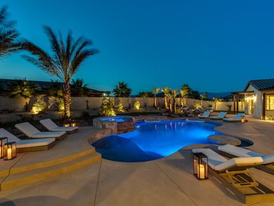 Photo for Dream Desert Oasis-Private Resort Style Home By RH