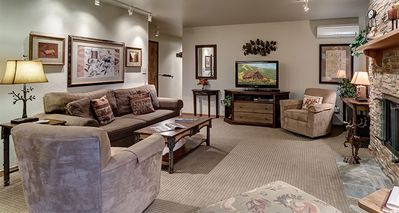 Photo for Bear Claw 105: 2 BR / 2 BA condo in Steamboat Springs, Sleeps 6