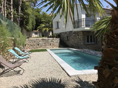 Photo for 4BR House Vacation Rental in Cannes, Provence-Alpes-Côte d'Azur