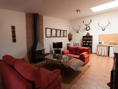 Photo for Rural apartment La Finka for 2 to 4 people