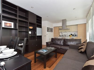 Photo for Apartment Mc Auley in London South Bank - 4 persons, 2 bedrooms